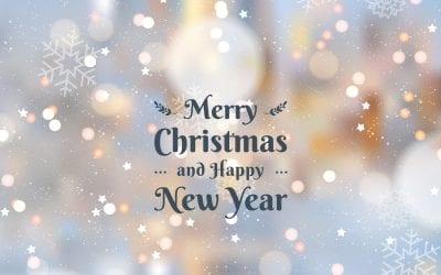 Jul & Nyårsstängt