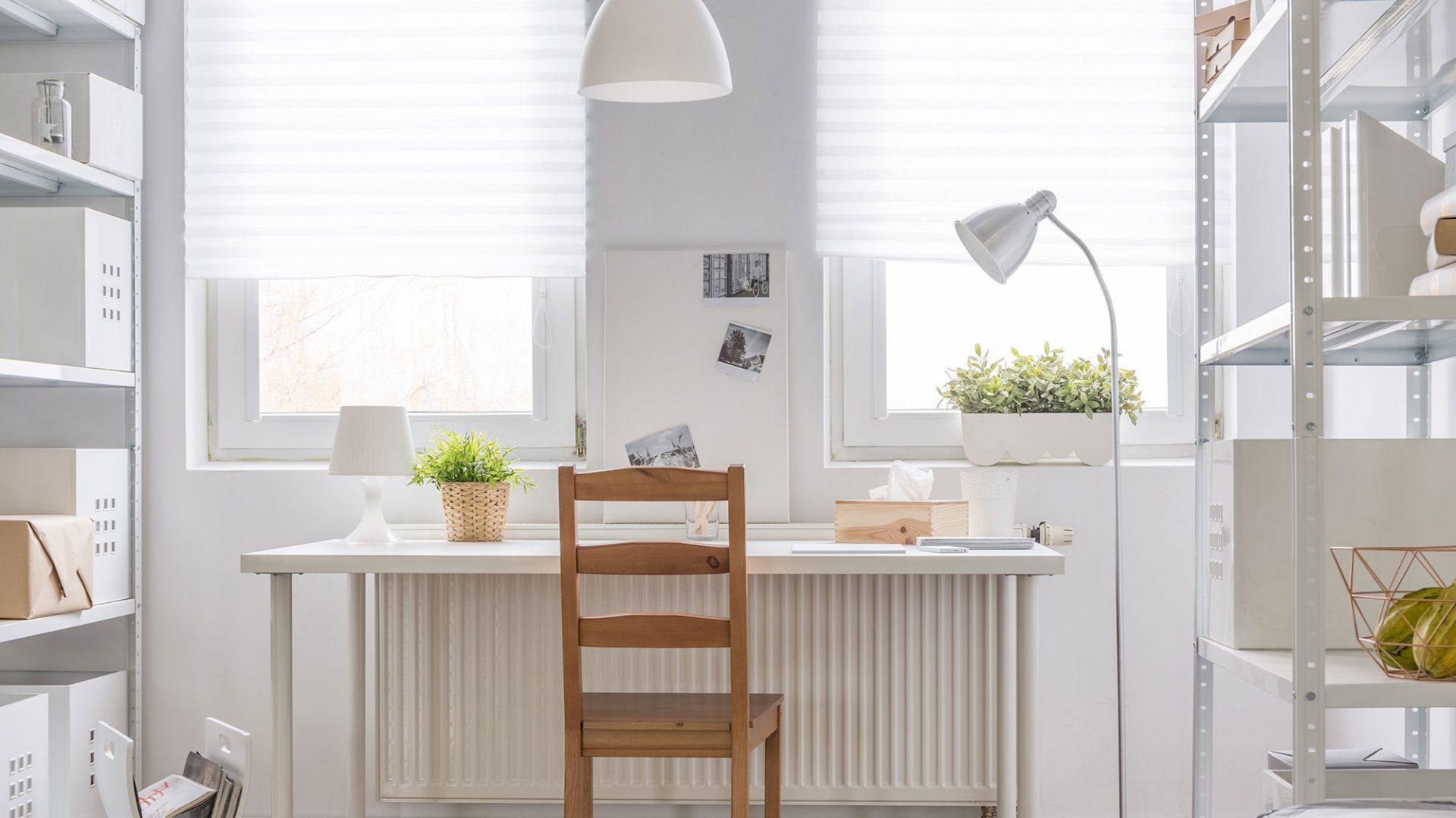 Måttanpassade plissegardiner i Malmö med montering