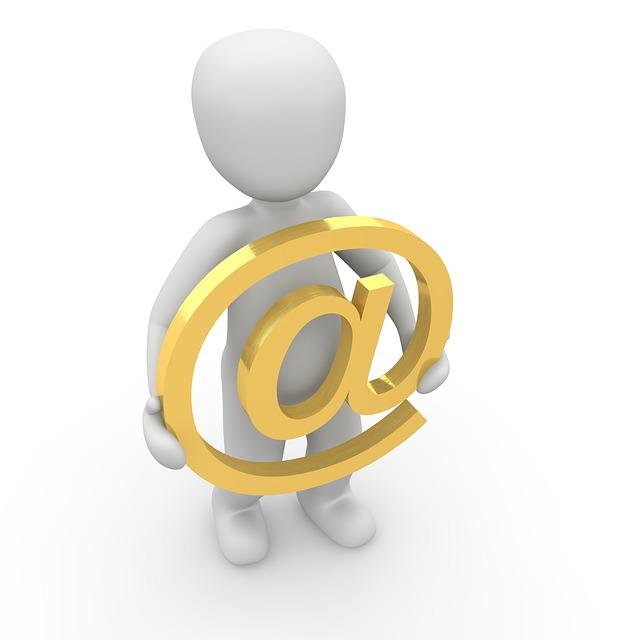Tekniska problem med våra E-mail adresser