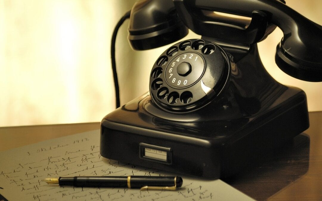 Problem med telefonin