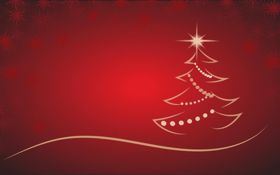 Bellevue solskydd God jul